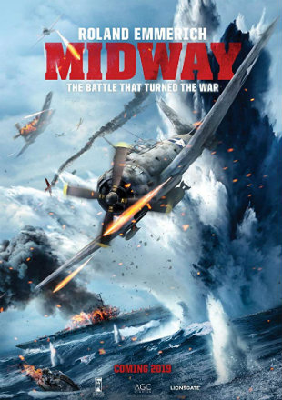 Midway 2019 BRRip 720p Dual Audio In Hindi English
