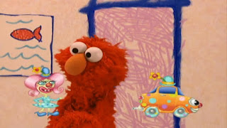 Elmo's World Families
