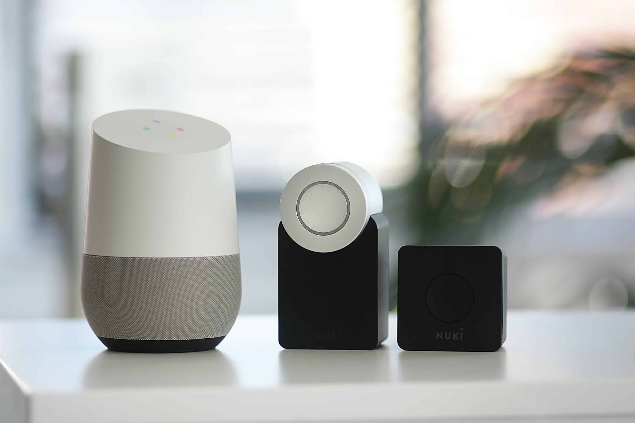 smart speakers for home automation