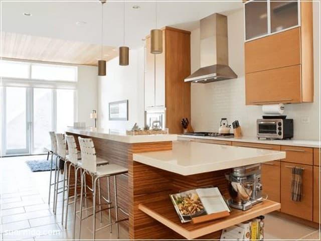 مطابخ خشب 9 | Wood kitchens 9