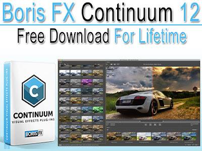 Boris FX Continuum 2019 v12