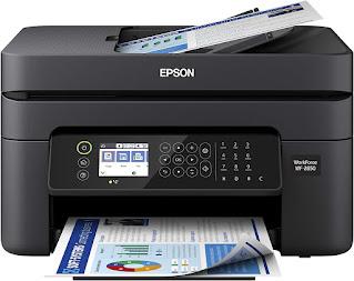 Epson Workforce WF-2850 Wireless Drivers Download