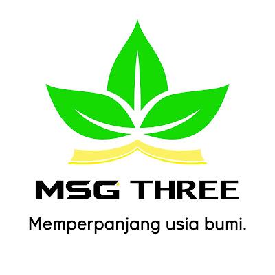 Formula MSG 3 (Aktivator Pengomposan 1 Hari)