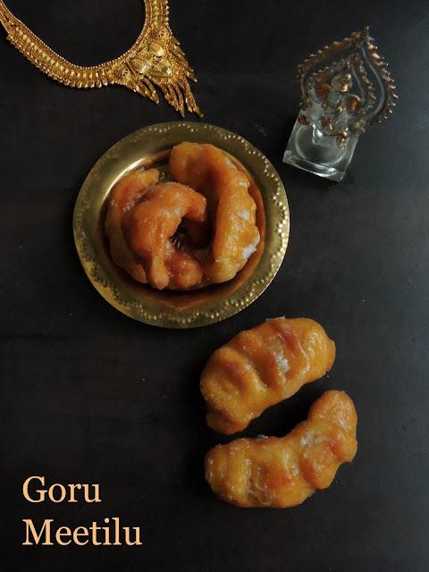 Andhra Goru Meetilu