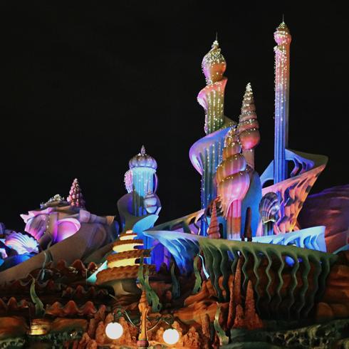 Mermaid Lagoon Tokyo DisneySea
