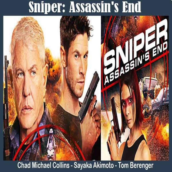 Sniper: Assassin's End, Film Sniper: Assassin's End, Sinopsis Sniper: Assassin's End, Trailer Sniper: Assassin's End, Review Sniper: Assassin's End, Download Poster Sniper: Assassin's End