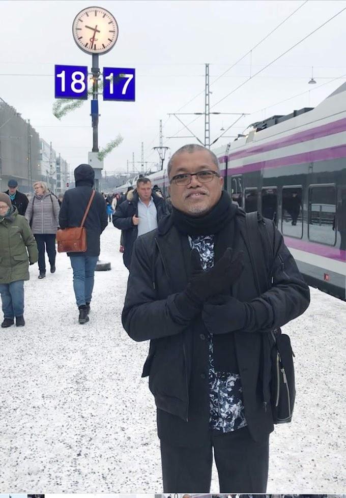 Pencetus Aplikasi Parent Up Diundang Ke KTT Helsinki
