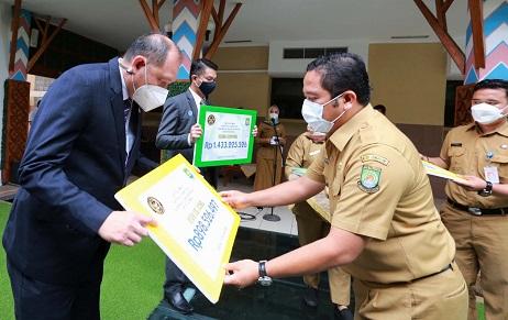 Di Kota Tangerang 40 Hotel Dan Resto Terima Dana Hibah Pariwisata