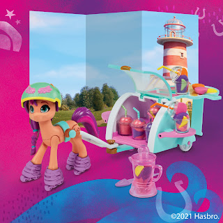 My Little Pony: A New Generation Movie Story Scenes Mix and Make Sunny Starscout