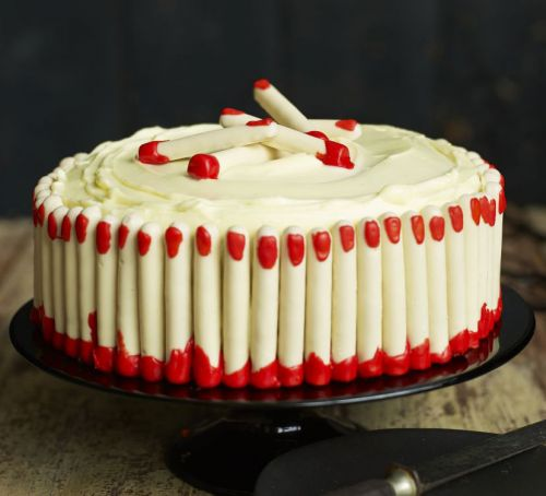 Red Velvet Birthday Cake Glasgow Image Inspiration of Cake and