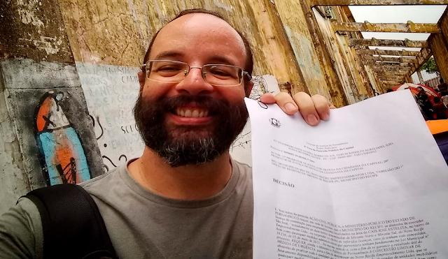 Morre Leonardo Cisneiros, militante pelos direitos urbanos