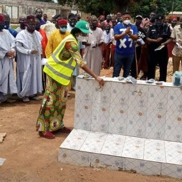 VSF Provides Solar Boreholes, Sanitation, Hygiene Services To Schools In Taraba