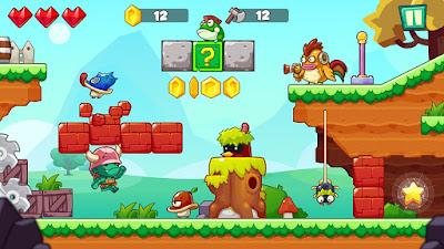 لعبة المغامرات الممتعة Jungle Adventures مهكرة آخر إصدار - تحميل مباشر
