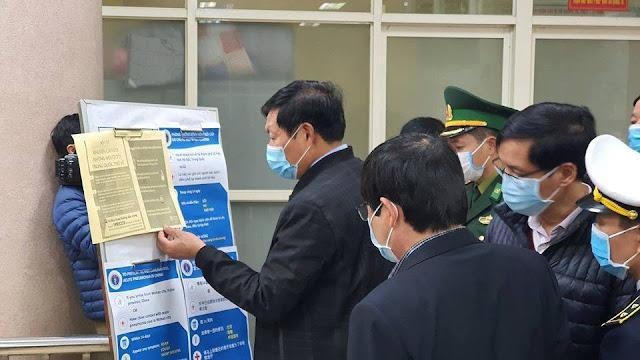 Hơn 700 người ở Hà Nội phải cách ly do virus corona