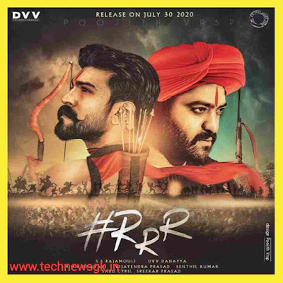 RRR Hindi Dubbed Movie Download Filmywap, Filmyzilla Tamilrocker