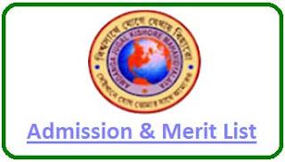Amdanga College Merit List