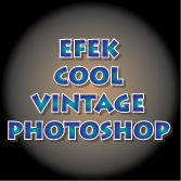 4 Langkah Membuat Efek Cool Vintage Dengan Photoshop
