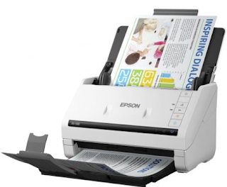 Epson WorkForce DS-530 Driver Free Download