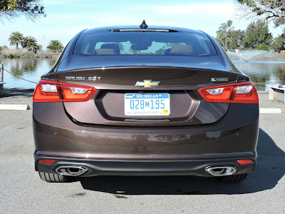 Exclusive 2016 Chevrolet Cruze Facelift rear tail light Hd Image