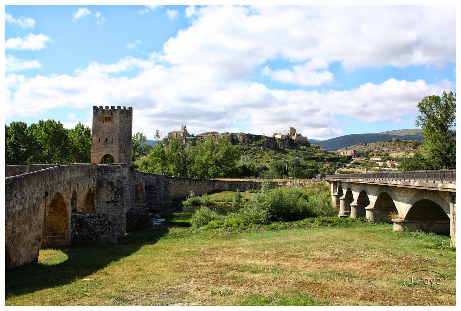 Oña y Frías, dos imprescindibles de la provincia de Burgos