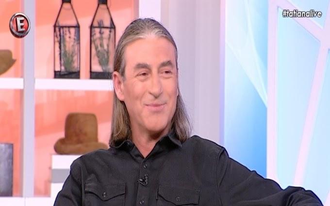 Ο Αίας Μανθόπουλος επιστέφει στην τηλεόραση. Θα τον δούμε στο ''Κόκκινο Ποτάμι''