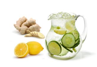 Flat Tummy Water Ingredients
