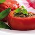 Veja como fazer 'Tomate recheado com Atum e Cream Cheese'