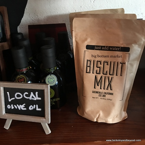 house biscuit mix at Big Bottom Market  in Guerneville, California