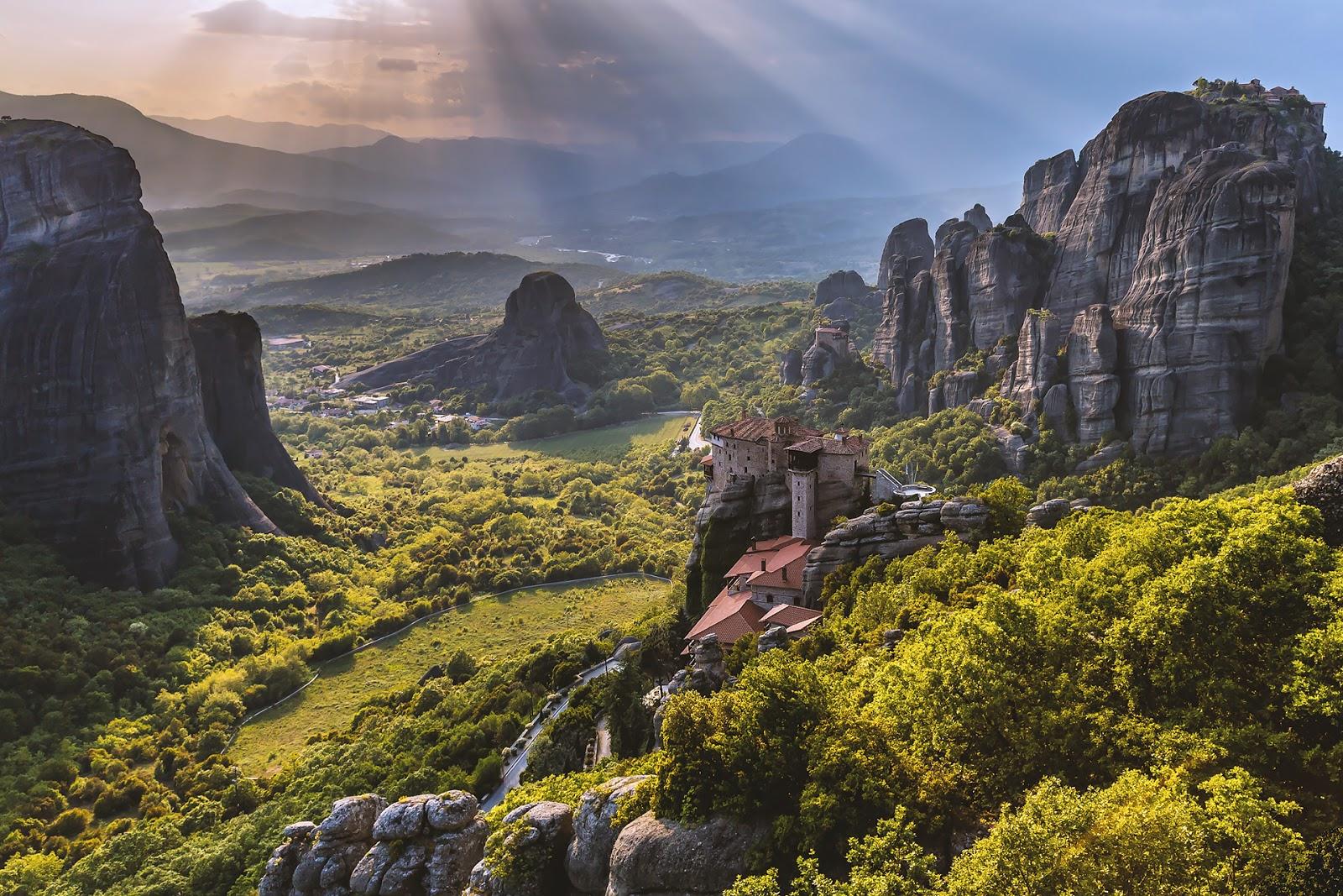 Grecja-Meteora