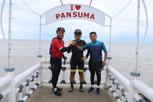 Tour De Singkawang Memberikan Edukasi Hidup Sehat