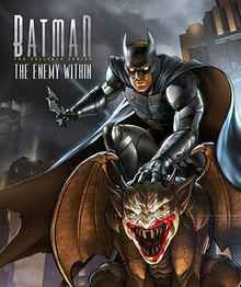 Review Batman: The Enemy Within