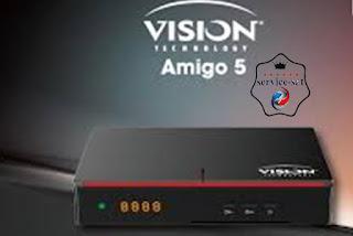 تحديت جديد VISION AMIGO 5