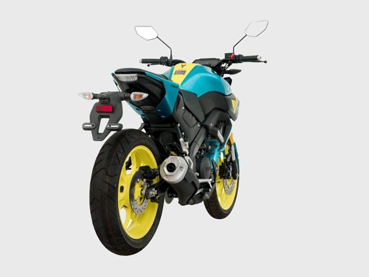 Ra mắt Yamaha MT-15 phiên bản giới hạn - thay màu sắc, giá không đổi