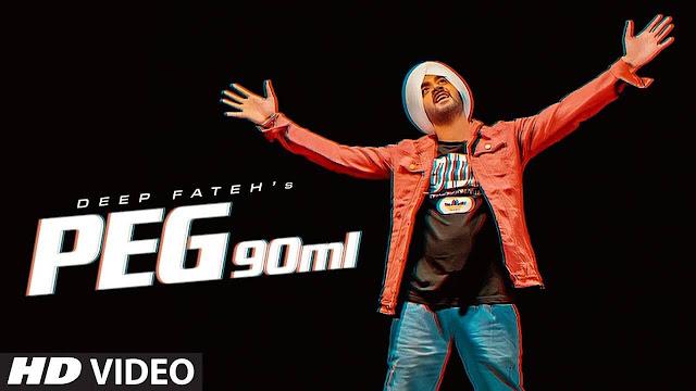 Peg 90 Ml (Full Song) Deep Fateh Lyrics