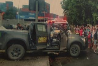 Militares da Força Nacional são feridos em comunidade do Rio de Janeiro