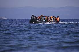 Migrants Cross Channel on Small Boats to UK