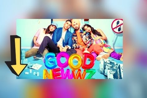 Good Newwz Full Movie Download Leaked By Filmyzilla, Filmywap, Khatrimaza, Torrentz2, Tamilrockers, Worldfree4u, Review