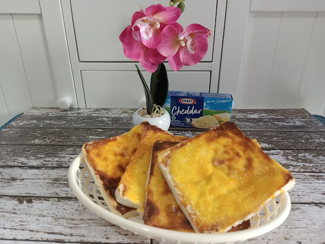 Burn Cheese Toast Bread