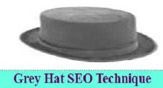 grey hat SEO technique