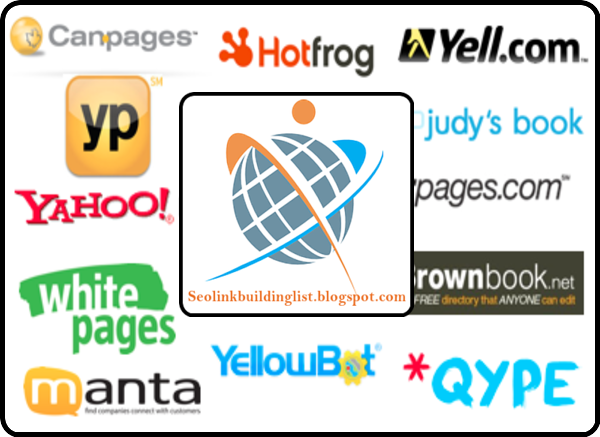 Top High PR Local Business Listing Sites List