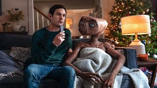 E.T. e Elliott se reúnem em comercial
