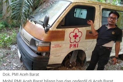 Pu Pap! Kalinyoe Moto Ambulance PMI Meulabôh Nyang Gadöh Bhan