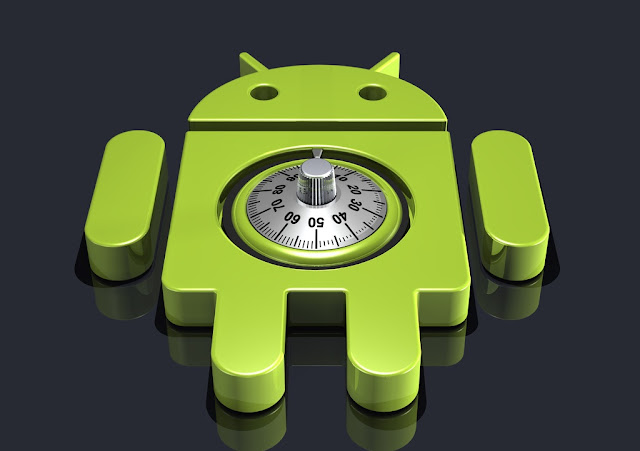 Hacking Google account through Locked Android Devices