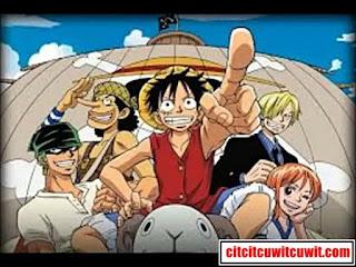 one piece anime terbaik sepanjang masa nomor 25