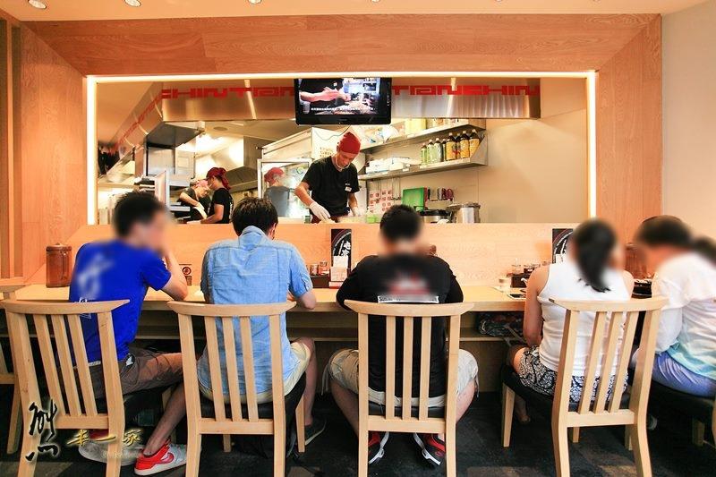 捷運忠孝敦化站排隊美食|屯京拉麵