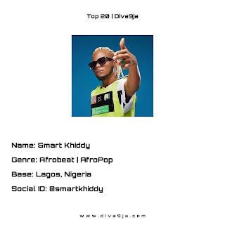 Smart Khiddy | Top 20 On Diva9ja