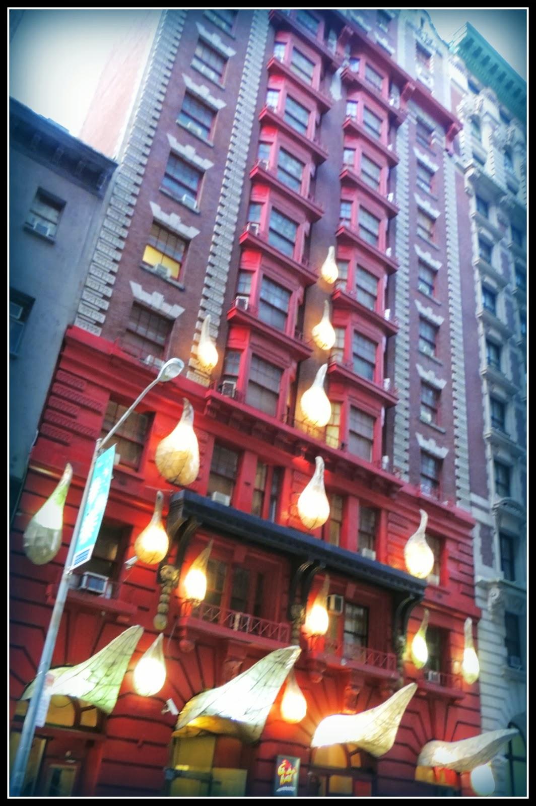 Nueva York en 3 Días: Hotel Gershwin