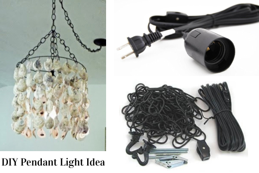 Pendant Light Hanging Lamp Kit