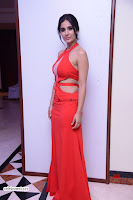 Alankrita new actress in Red Deep Neck Gown Stunning Pics ~  Exclusive Galleries 016.jpg