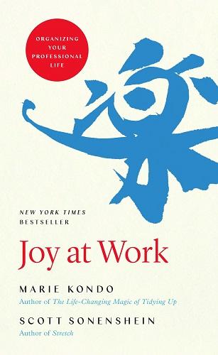 Joy at Work book by Marie Kondo pdf